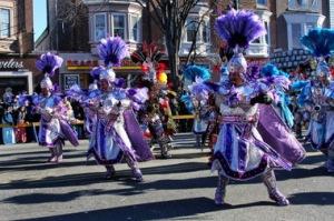 Mummers Parade
