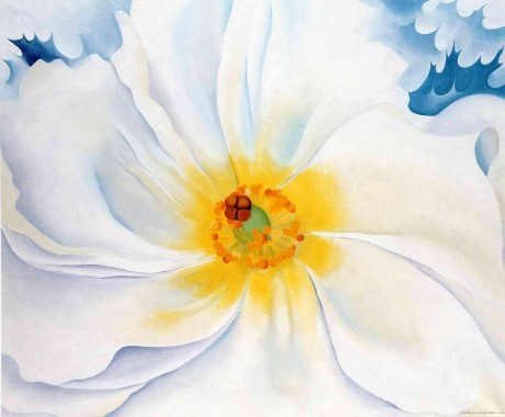 Georgia O'Keeffe Paintings Art 75